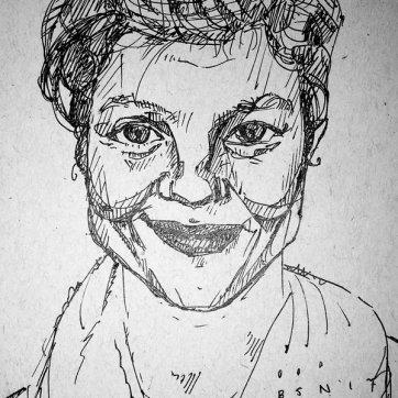 1-hour sketch